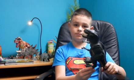 Filip i jego dinozaury