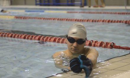 Franek i jego pasja pływania