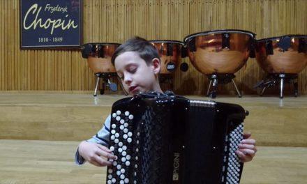 Muzyczna pasja Jasia