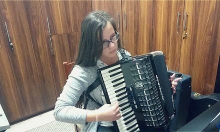 Kinga i jej pasja muzyczna