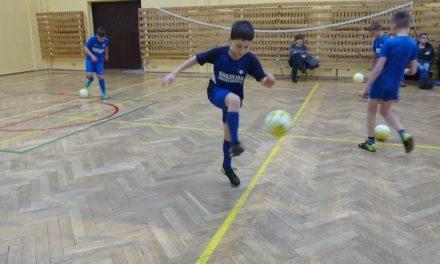 Staszek i jego sportowe aspiracje