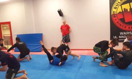 Jiu-jitsu najlepszym sposobem na uzupełnienie treningów judo