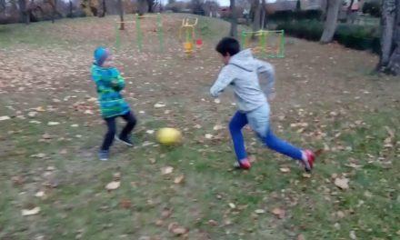 Piłka to moja pasja