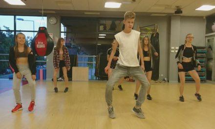Taniec, moja miłość