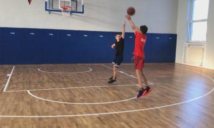 Koszykówka – to jest to!